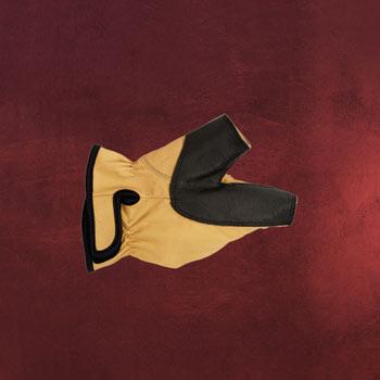Bogenhandschuh für Linkshänder