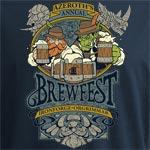 World of Warcraft  Braufest T-Shirt