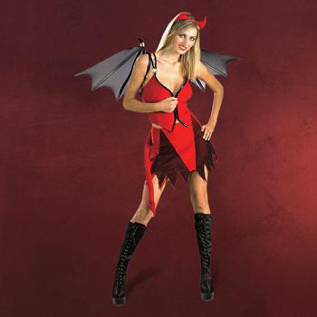 Teufel - Damenkost�m Set