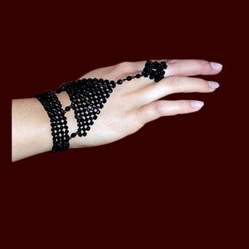 Handkette - Gothik