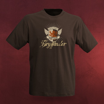 T-Shirt - Gryffindor Captain