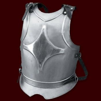 Brustplatte King blank