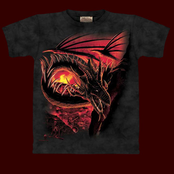 Hellfire Dragon T-Shirt