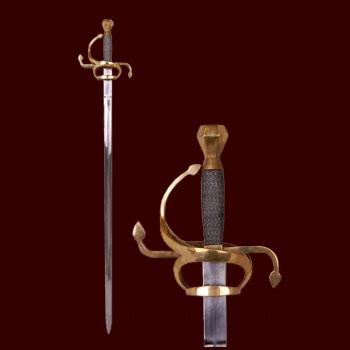 Rapier Replik 17. Jahrhundert