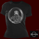 Gimli B&W Girlie Shirt