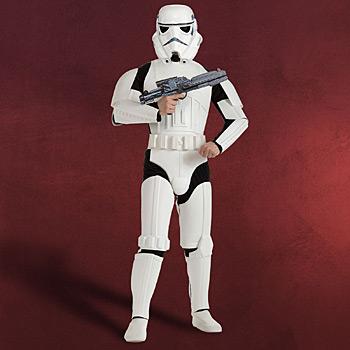 Star Wars - Stormtrooper Kostüm für Erwachsene