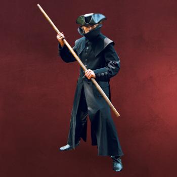Schurkenmantel - Kostüm