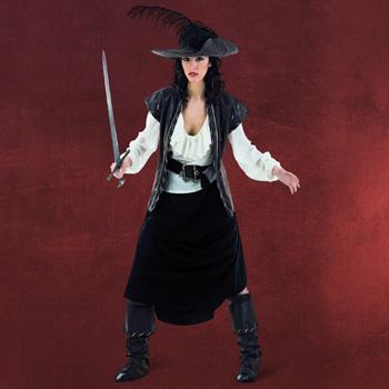 Piratin - Deluxe Kost�m