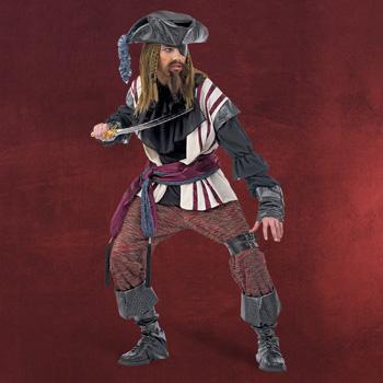 Freibeuter - Piratenkostüm