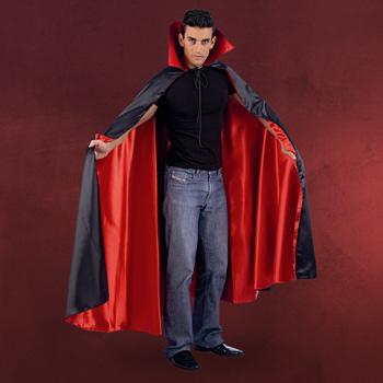 Vampir Umhang - Kostüm