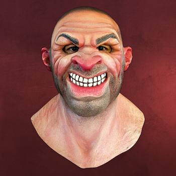 Ganove - Latexmaske