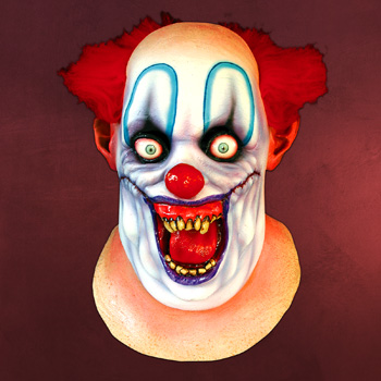 Chaos Clown - Latexmaske