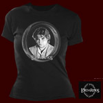 Sam B&W Girlie Shirt