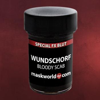 Blut - Wundschorf Make-up