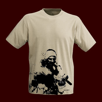 CoD7 Black Ops - Snow Soldier T-Shirt