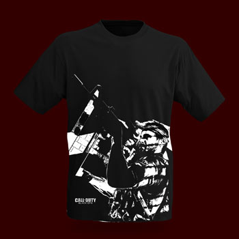 CoD7 Black Ops - Undercover T-Shirt