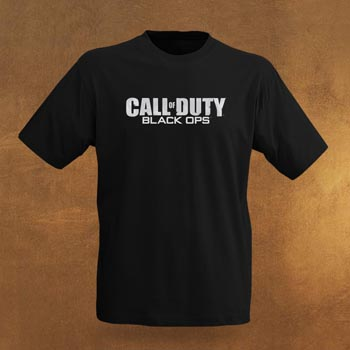 CoD7 Black Ops - Logo T-Shirt