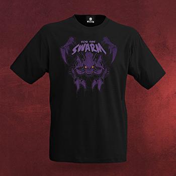 StarCraft II Zerg For the Swarm T-Shirt
