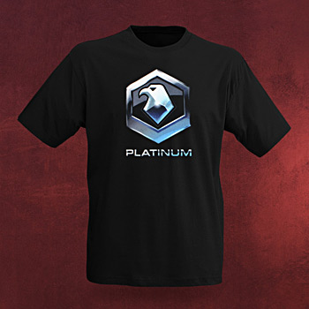 StarCraft II Platinum League T-Shirt