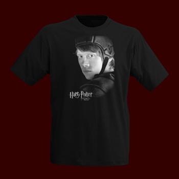 Ron Weasley T-Shirt B&W