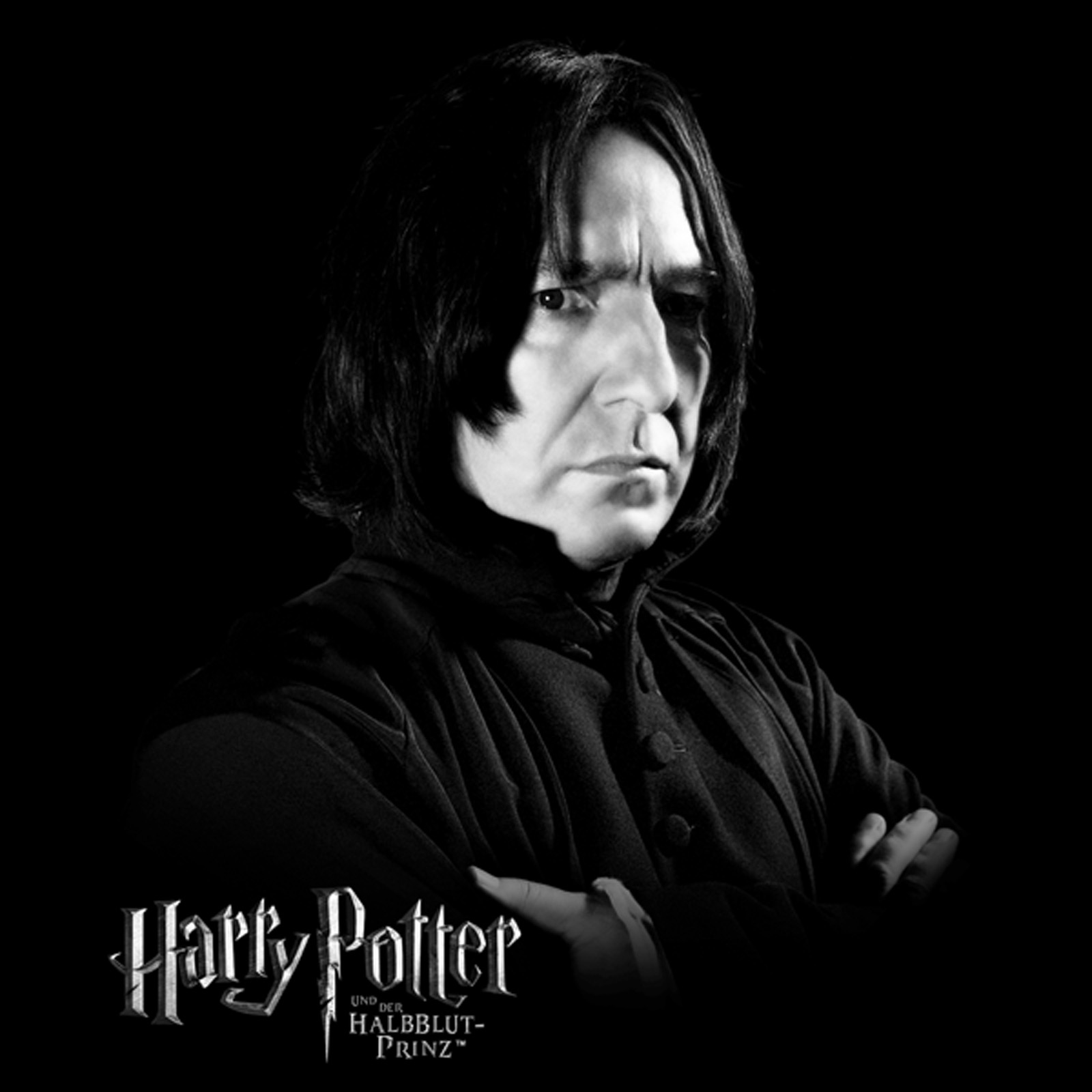 severus snape kinder t shirt b w aus harry potter. Black Bedroom Furniture Sets. Home Design Ideas