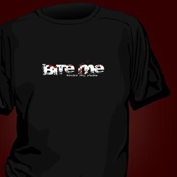 T-Shirt Bite Me