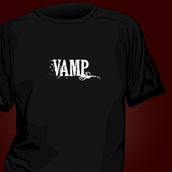 T-Shirt Vamp