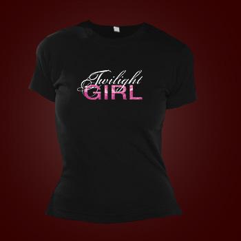 Girlie Shirt - Twilight Girl