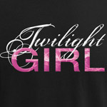 Girlie Shirt - Twilight Girl