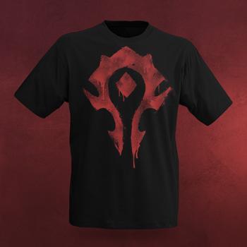 World of Warcraft Horde Spray T-Shirt