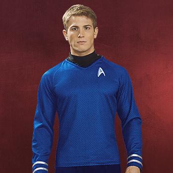 Star Trek - Mr. Spock Movie Deluxe Shirt