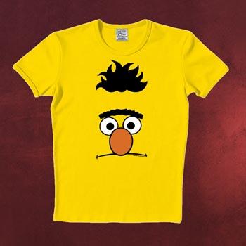 Sesamstra�e - Bert Faces T-Shirt