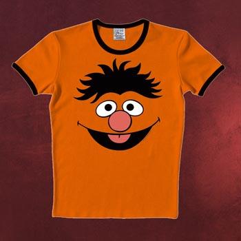 Sesamstra�e - Ernie Faces T-Shirt