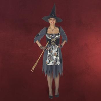 Hexenkleid, Vampirkleid - Kostüm