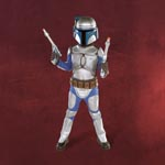 Star Wars - Jango Fett Kinderkost�m