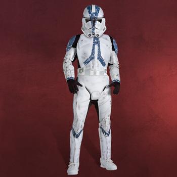 Klon Krieger - Star Wars Deluxe Kinderkostüm