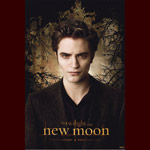 Twilight New Moon - Edward Poster