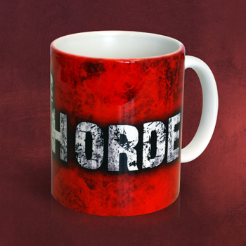 For the Horde - Tasse