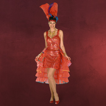 Revue Girl - Kostüm