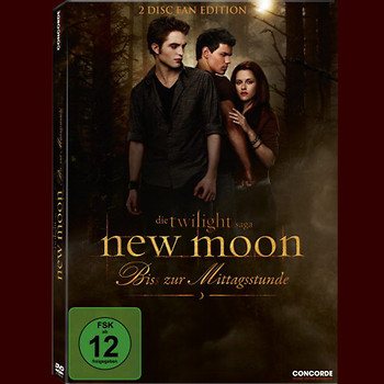 Twilight New Moon - DVD