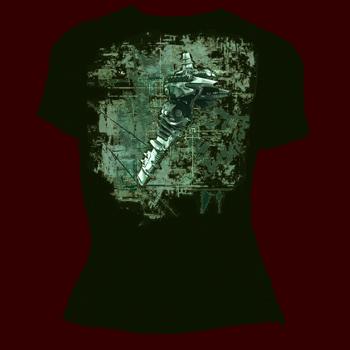 EVE Gallente Girlie Shirt