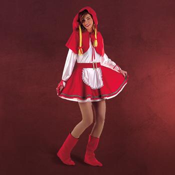 Rotkäppchen - Kostüm