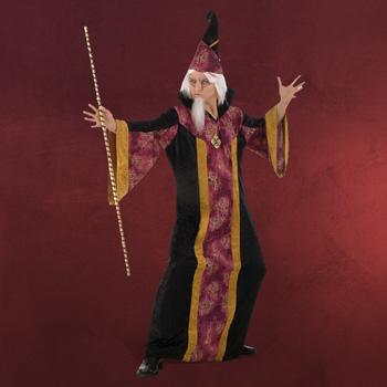 Magischer Hexer - Kostüm