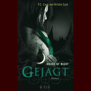 Gejagt - House of Night Band 5