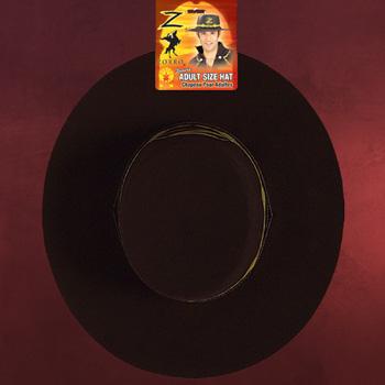 Zorro Hut - Kostümzubehör