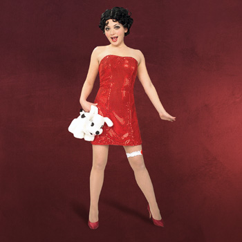 Betty Boop - Kinderkost�m