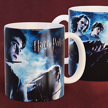 Harry Potter Tasse - Collage Harry Potter