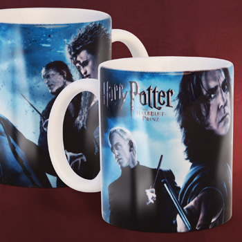 Harry Potter Tasse - Collage Snape