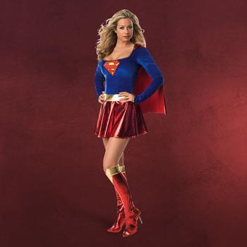 Supergirl - Damenkostüm