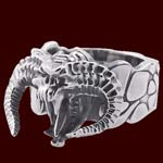 Balrog Ring Antik